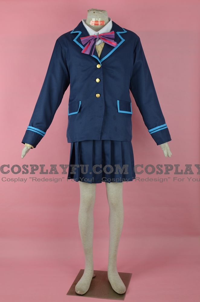 Shizuka Cosplay Costume from Virtual Youtuber