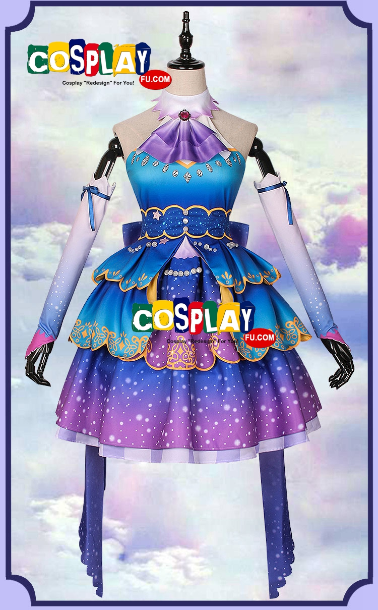 Arisu Cosplay Costume from The Idolmaster Cinderella Girls
