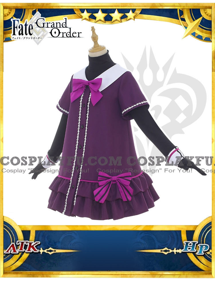 Nursery Cosplay Costume from Fate Grand Order