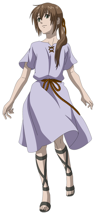 Agasha Cosplay Costume from Saint Seiya: The Lost Canvas - Myth of Hades