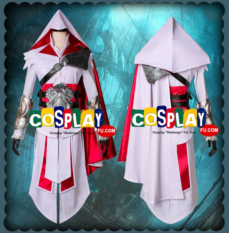 Desmond Cosplay Costume from Assassin's Creed