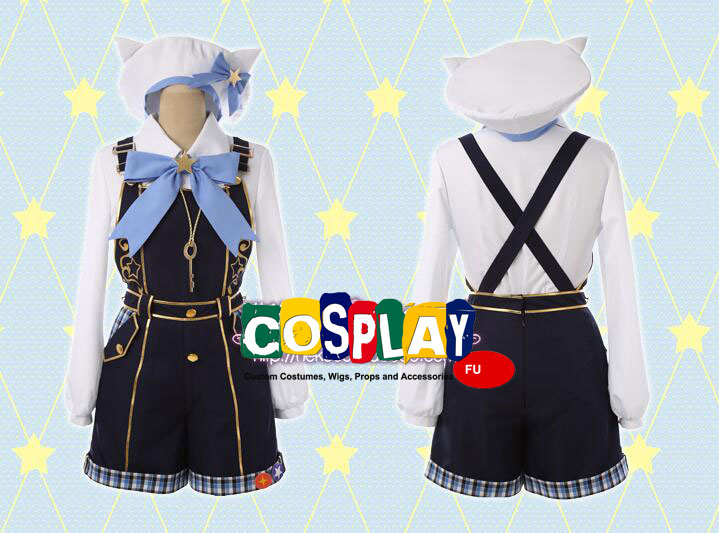Procyon Cosplay Costume from Yume 100 Princes