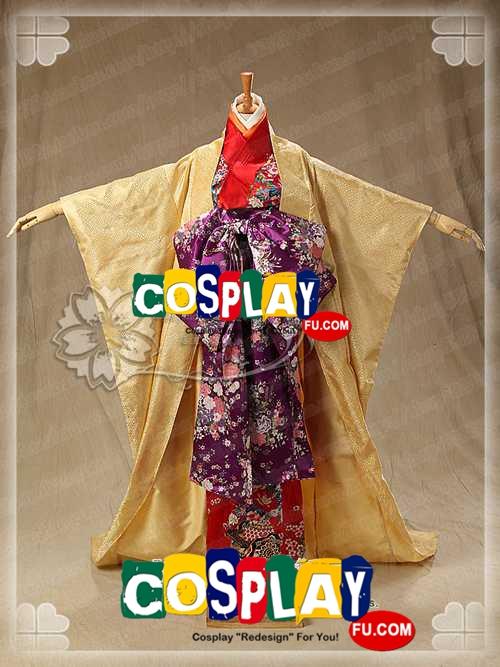 Yuko Cosplay Costume from xxxHolic