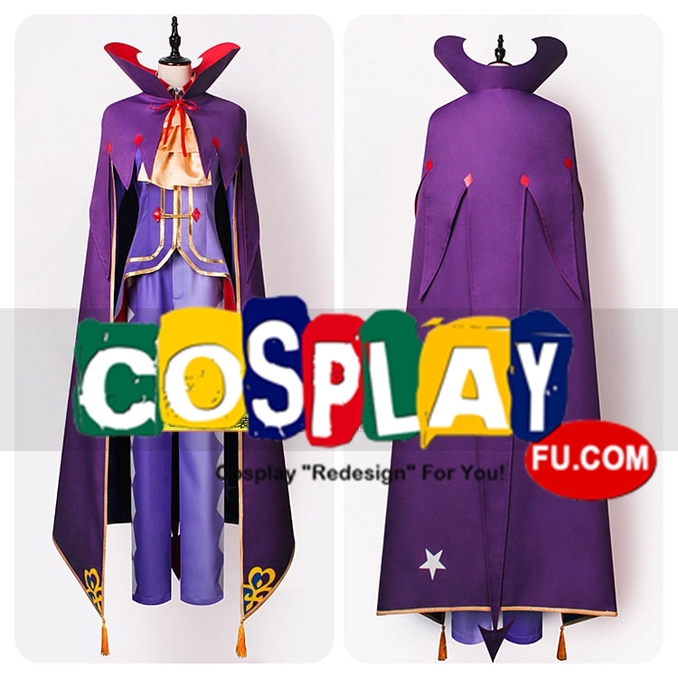 Roswaal Cosplay Costume from Re:Zero