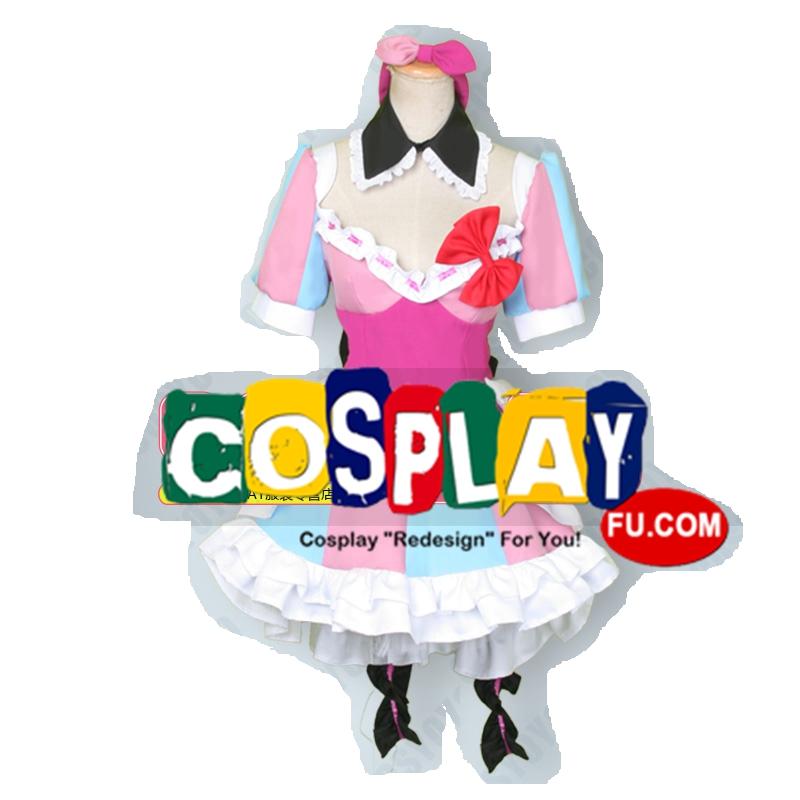 Makina Cosplay Costume from Macross