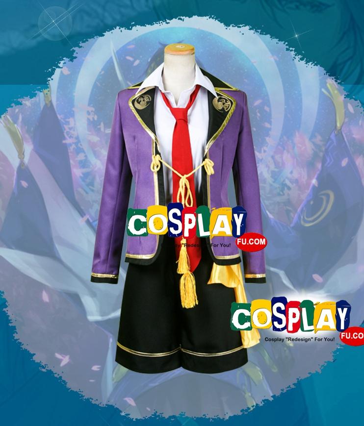 Fudou Cosplay Costume from Touken Ranbu