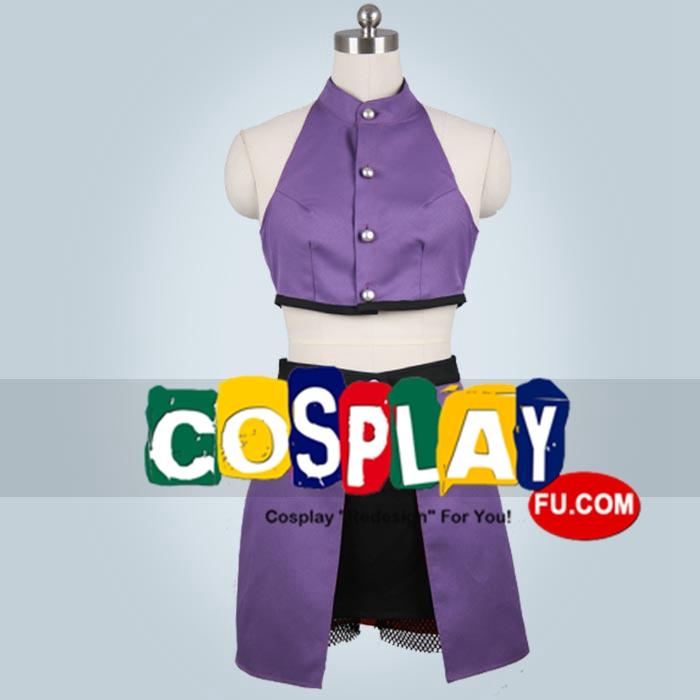 Ino Cosplay Costume from Naruto