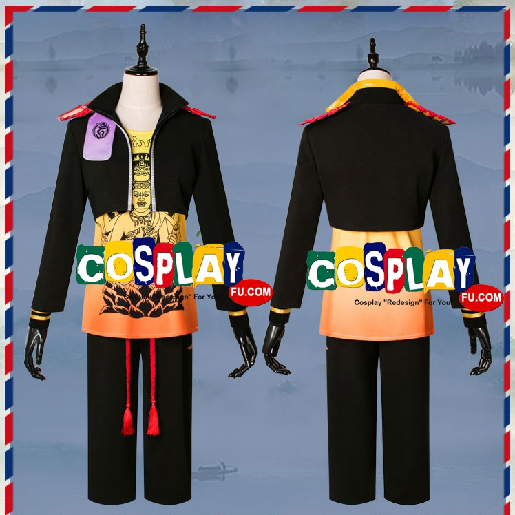 Aizen Cosplay Costume from Touken Ranbu