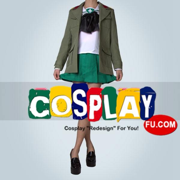 Erwin Cosplay Costume from Girls und Panzer