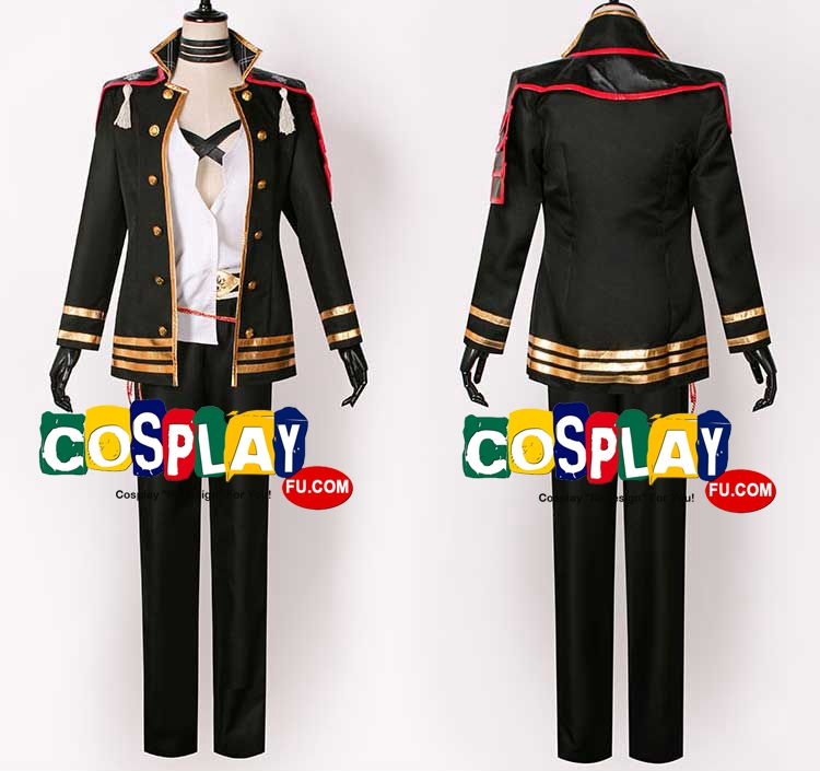 Akashi Cosplay Costume (2563) from Touken Ranbu