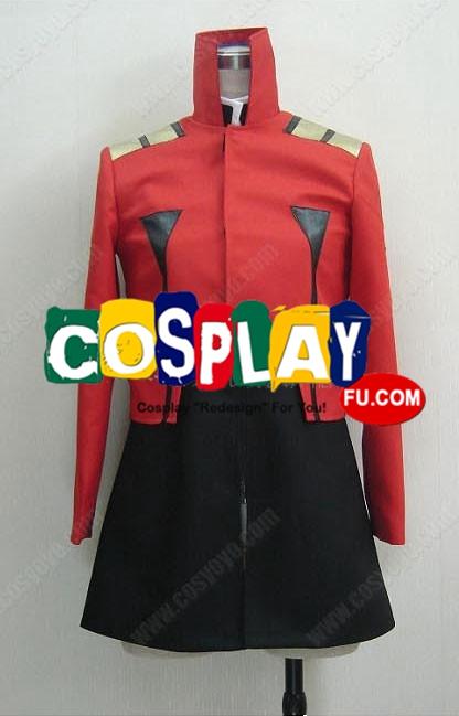 Katsuragi Cosplay Costume from Neon Genesis Evangelion