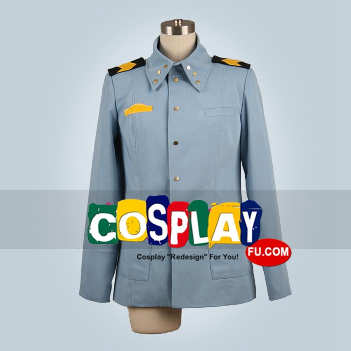 Eila Cosplay Costume from Strike Witches