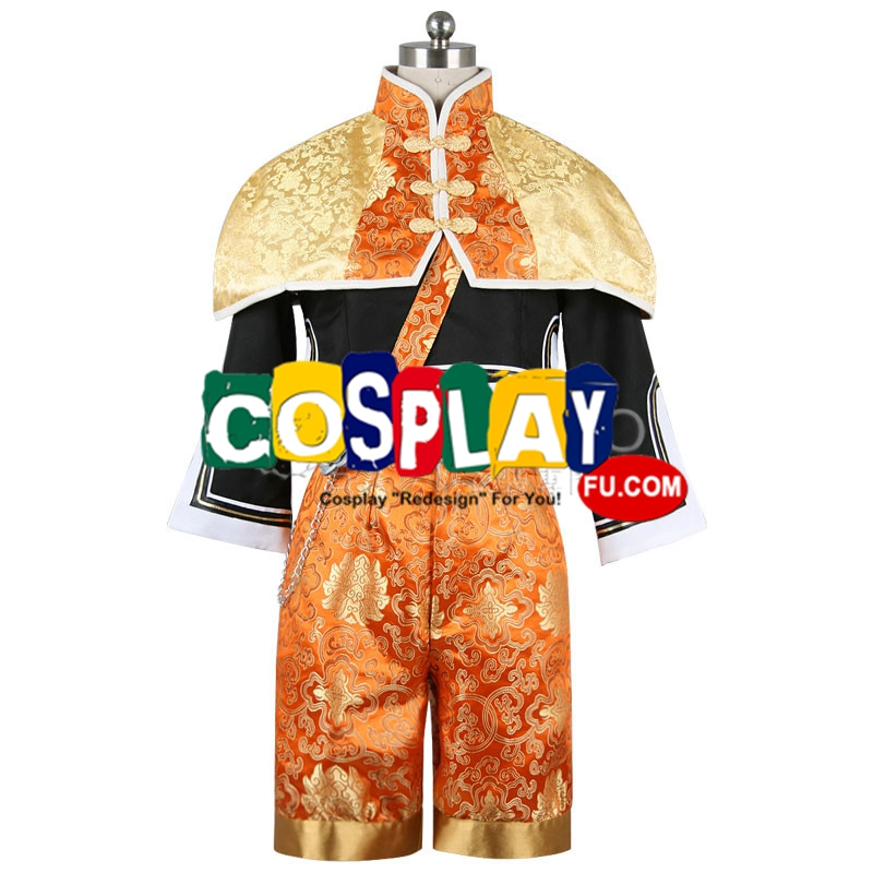 Xiaoqiao Cosplay Costume (413) from Dynasty Warriors