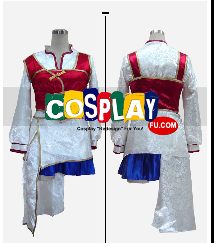 Dai Cosplay Costume from Dynasty Warriors