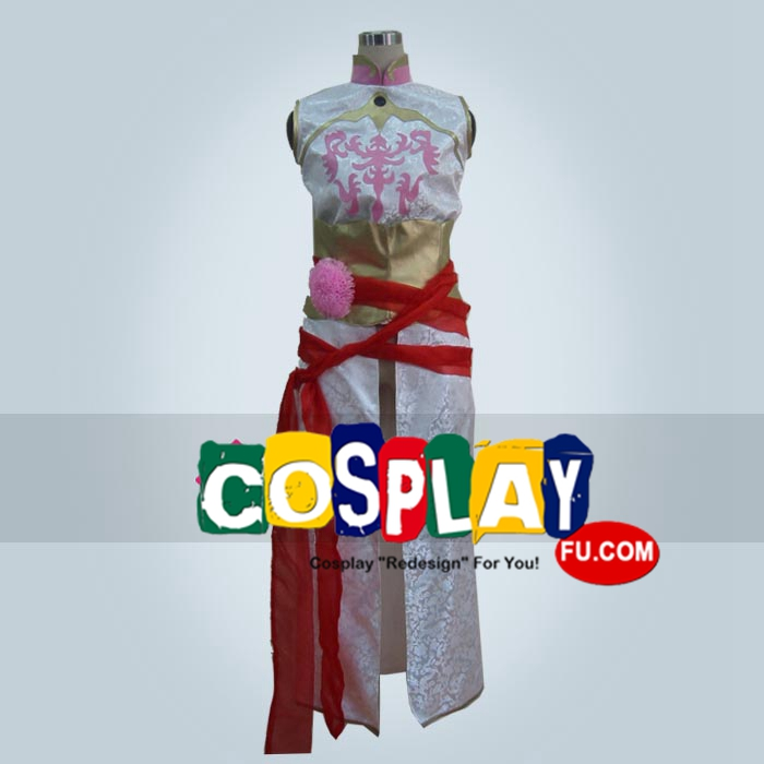 Diao Cosplay Costume from Dynasty Warriors