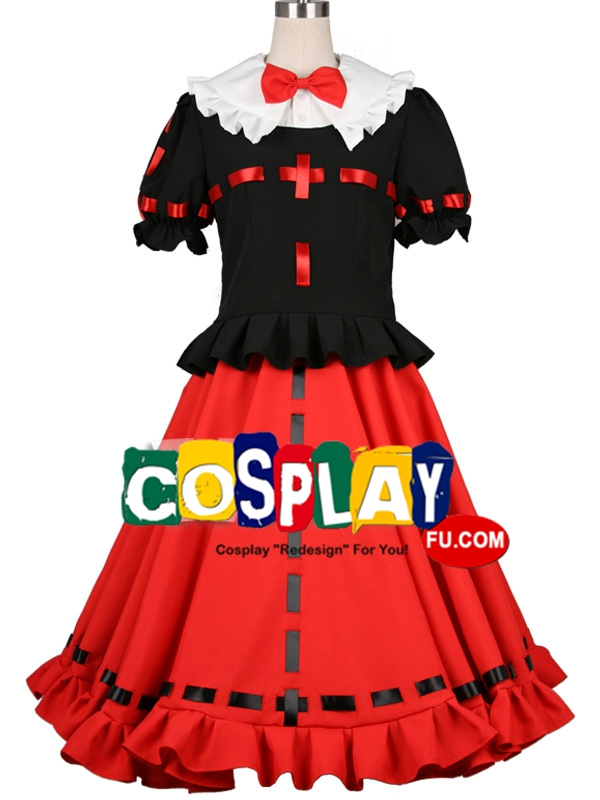 Medicine Cosplay Costume from Touhou Project