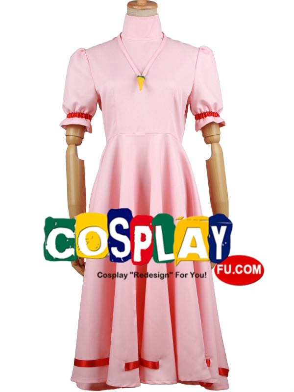 Tewi Cosplay Costume from Touhou Project
