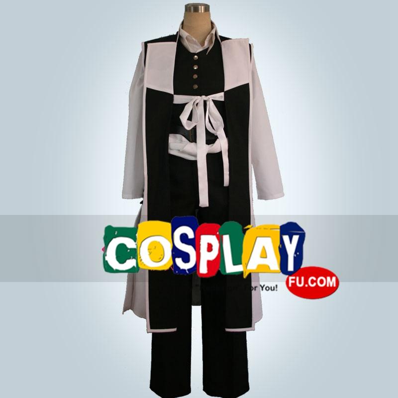 Sanosuke Cosplay Costume from Hakuouki