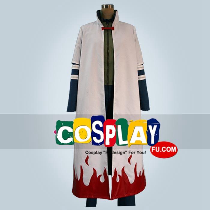 Naruto Minato Namikaze Costume