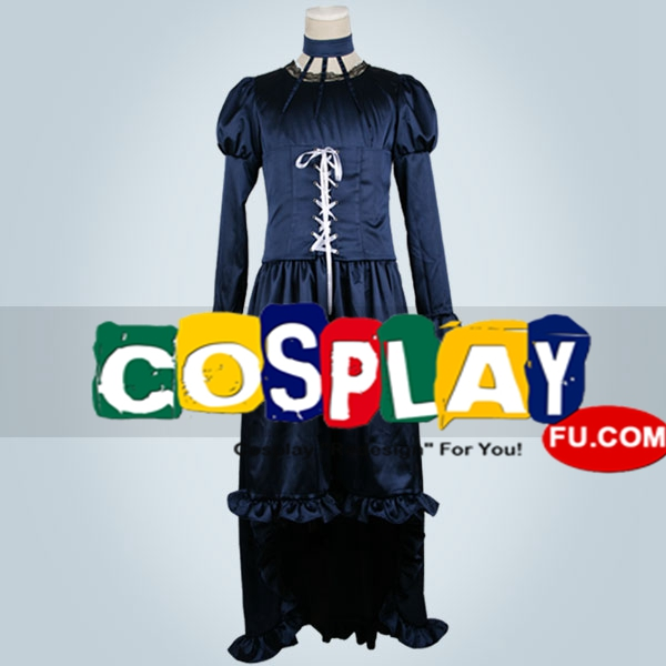 Lenalee Cosplay Costume from D.Gray-Man