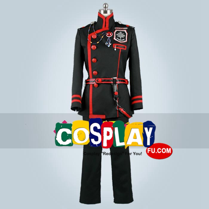 D.Gray-Man Allen Walker Costume