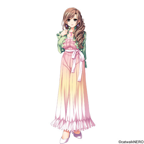 Erin Cosplay Costume from Princess Knight Janne 2