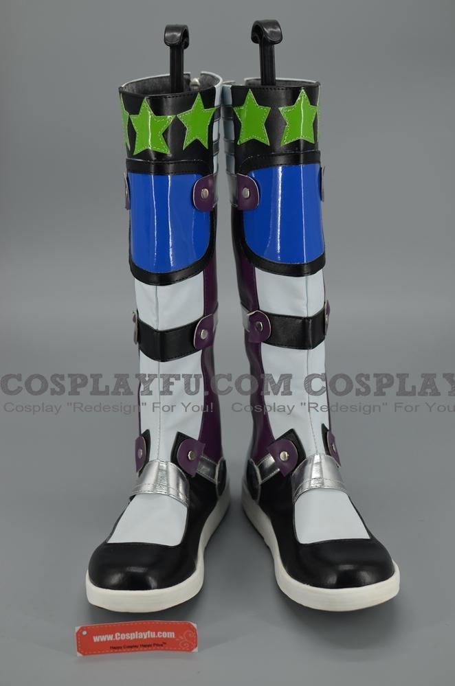 Asuka Shoes (C274) from Tekken