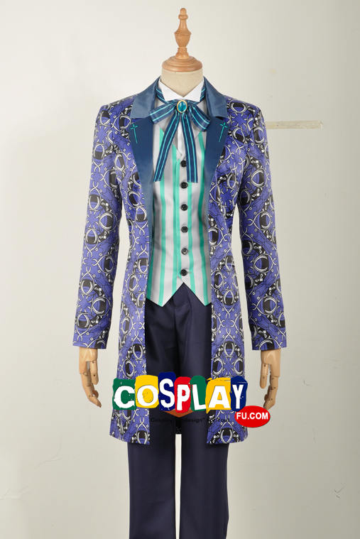 Hisoka Mikage Cosplay Costume (2nd) from Act! Addict! Actors!