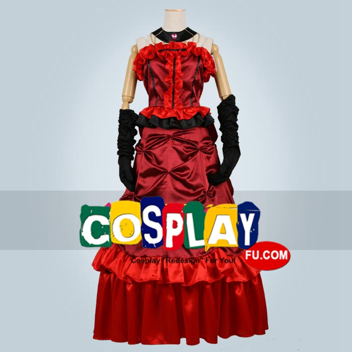Black Butler Angelina Duless Costume