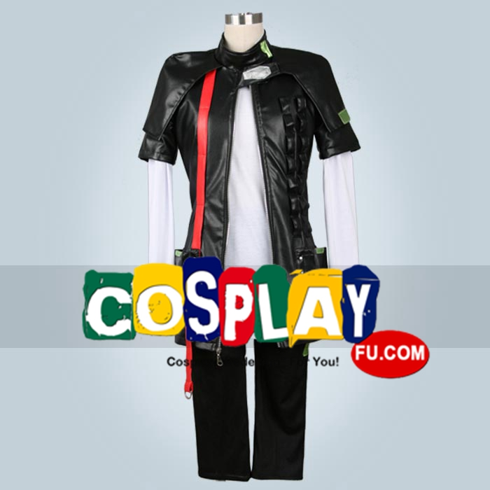 Tsugumi Cosplay Costume (2nd) from Guilty Crown