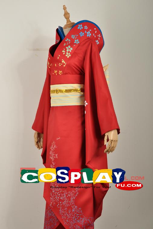Custom Robo Geisha Cosplay Costume From Ghost In The Shell Cosplayfu Com