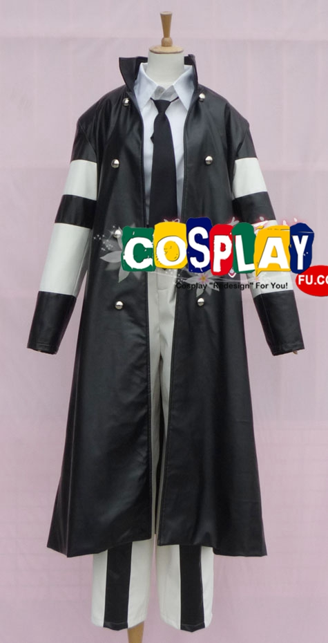 XANXUS Cosplay Costume from Reborn!