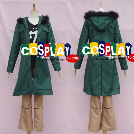 Dino Cosplay Costume from Reborn!