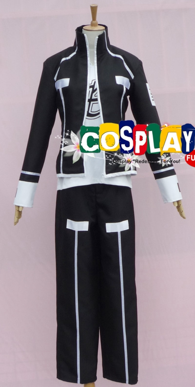Enma Cosplay Costume from Reborn!