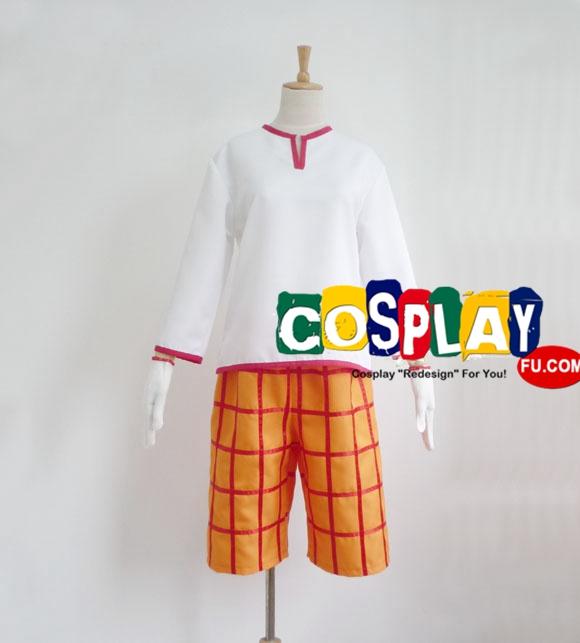 Finnian Cosplay Costume (2nd) from Kuroshitsuji