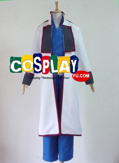 Kyubei Cosplay Costume from Gin Tama