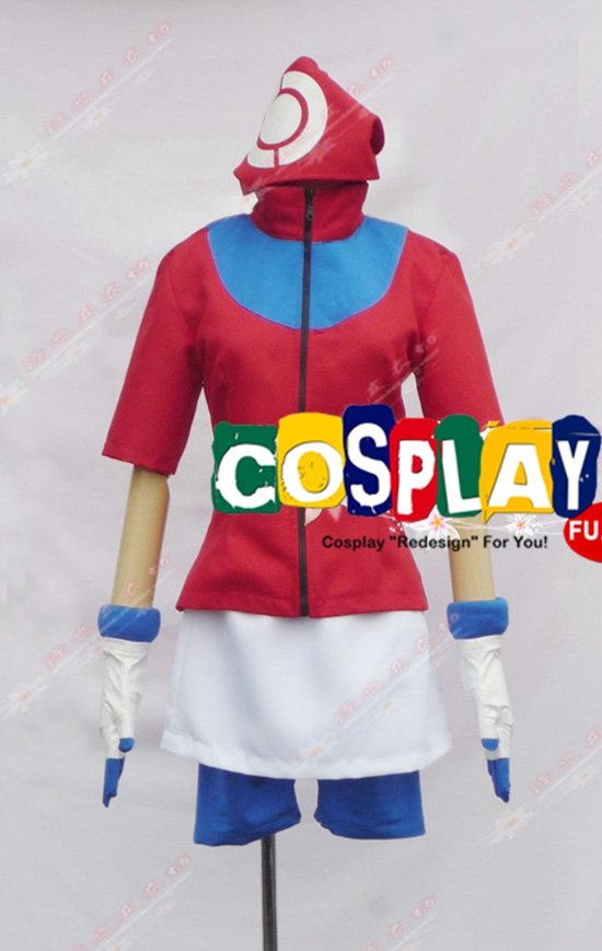 May Cosplay Costume from Pokemon