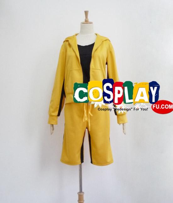 Karen Cosplay Costume from Monogatari series