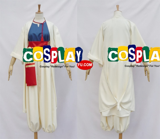 Alibaba Cosplay Costume from Magi: The Labyrinth of Magic