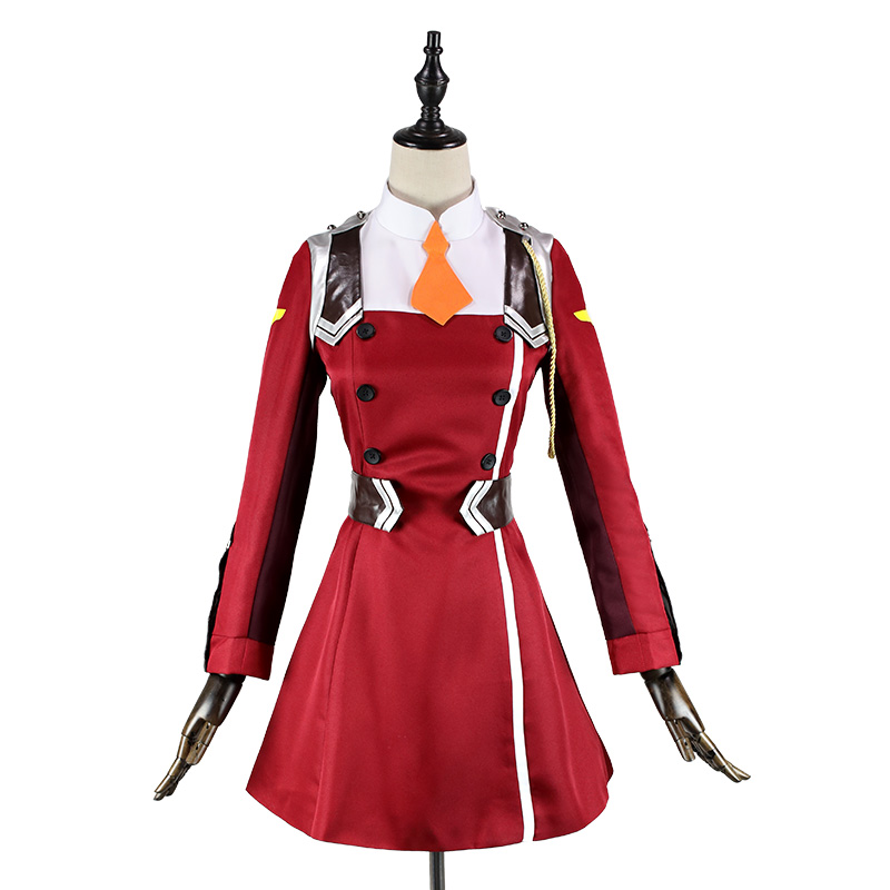 Code:002 Cosplay Costume from Darling in the FRANXX