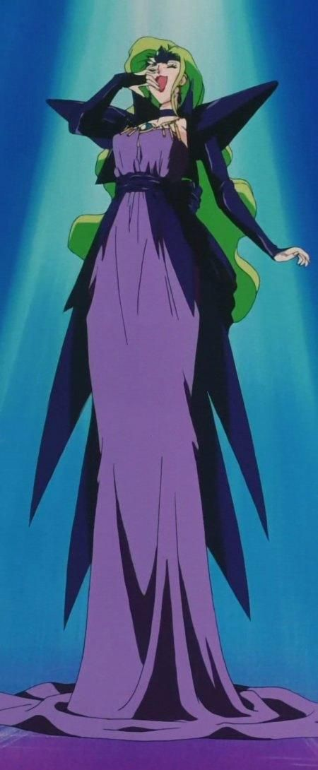 Emerald Cosplay Costume from Sailor Moon