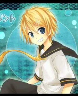 Rinto Kagamine Cosplay Costume from Vocaloid