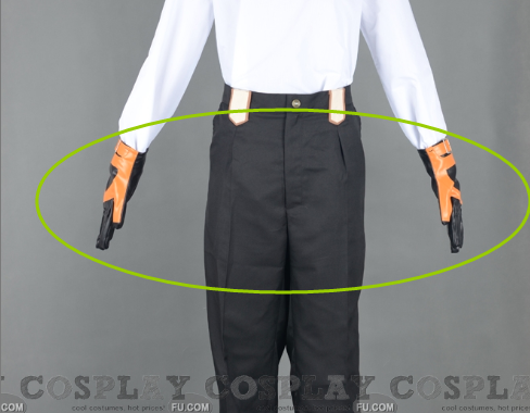 Alvin Cosplay Costume Gloves from Tales of Xillia