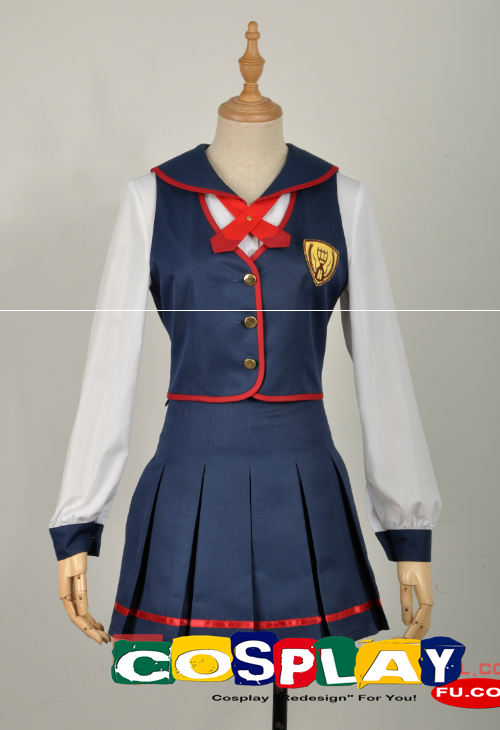 Kazuno Leah Cosplay Costume (3rd) from Love Live!
