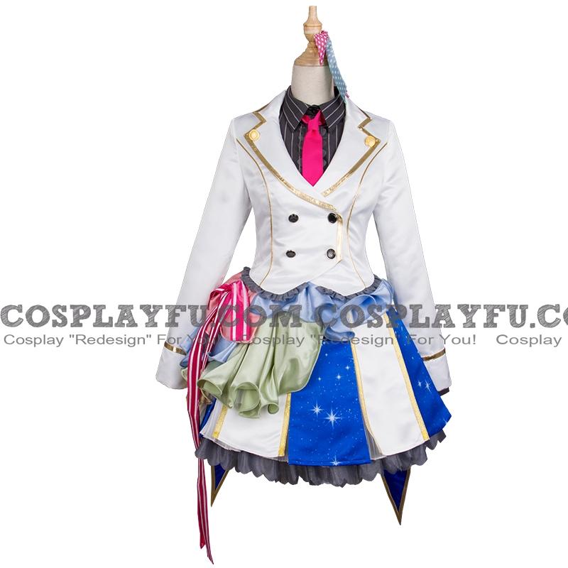 Sakura Cosplay Costume from Zombieland Saga