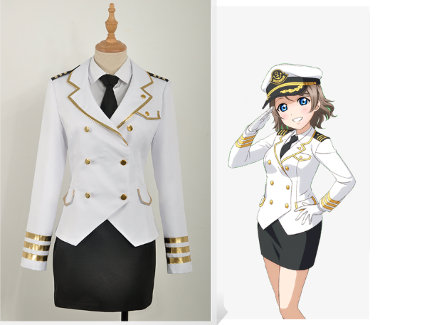 Watanabe You Cosplay Costume (19th) from Love Live! Sunshine!!