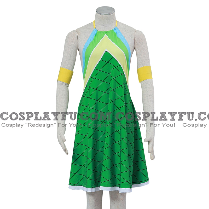 Wendy Cosplay Costume (2nd) from Fairy Tail