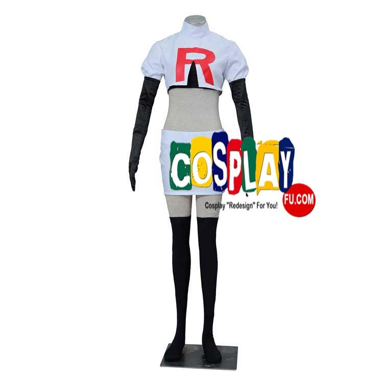 Jessie Cosplay Costume from Pokemon