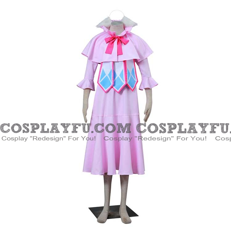 Fairy Tail Mavis Vermillion Costume (3rd)