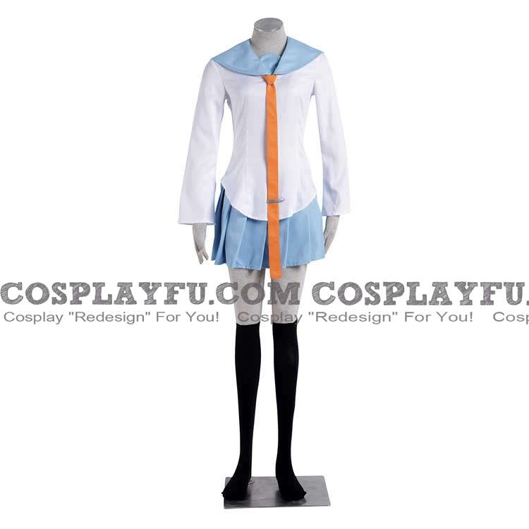 Chitoge Cosplay Costume (2nd) from Nisekoi